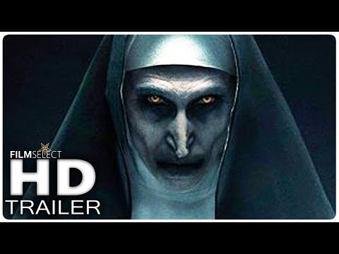 THE NUN Trailer (2018)