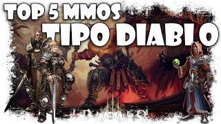 Lista Top Mejores MMO Gratis Rol Clásico Vista Isométrica tipo Diablo   ARPG Free 2016