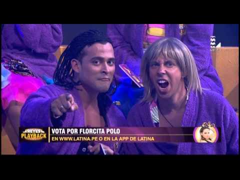 Florcita Polo Lloró Tras Realizar El Playback De Gloria Trevi