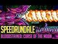 Bloodstained: Curse of the Moon von Sia in 21:56 | Speedrundale