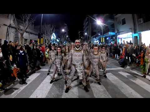 Carnaval 2018 Ripollet