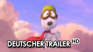 Die Peanuts - Der Film Offizieller Trailer #1 Deutsch German (2015) HD