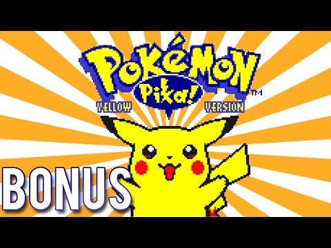 Pokemon Yellow - Surfing Pikachu Mini-Game!  | PART 38 | ScykohPlays