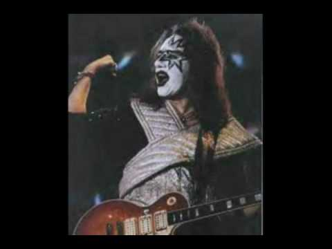 Ace Frehley Into the Night Demo