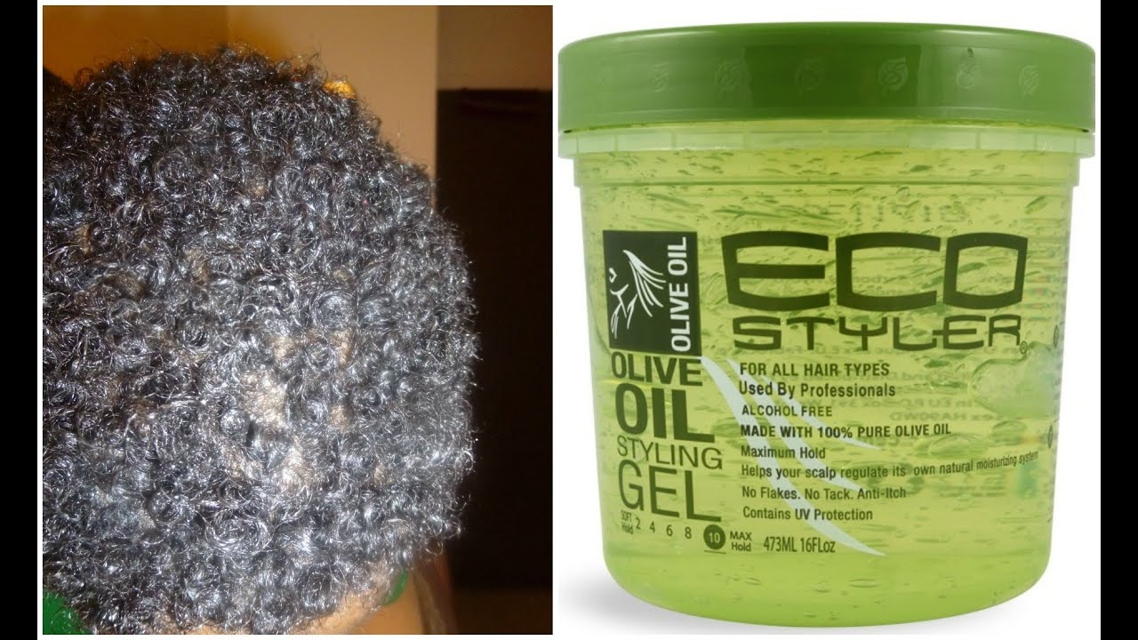 My Olive Oil Eco Styler Gel Review Youtube