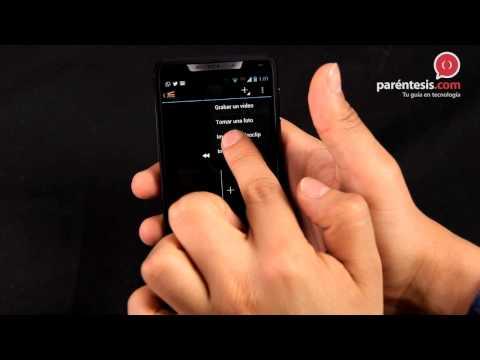 Celular Motorola RAZR i (XT890)