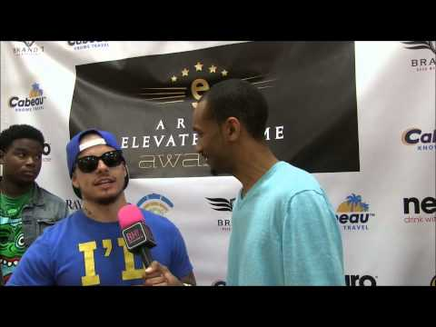 Dancer Casper Smart gives exclusive on upcoming show!