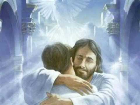 Carta del Niño Jesús en navidad