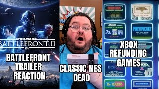 BATTLEFRONT 2 REACTION, XBOX REFUNDS, SWITCH SELLS 2.4MILLION,