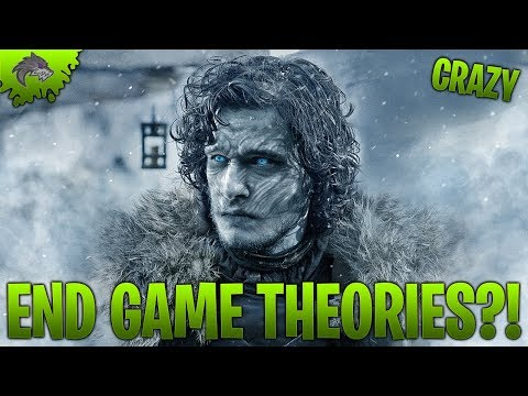 Game Of Thrones Season 8 End Game Theories Crazy Ending