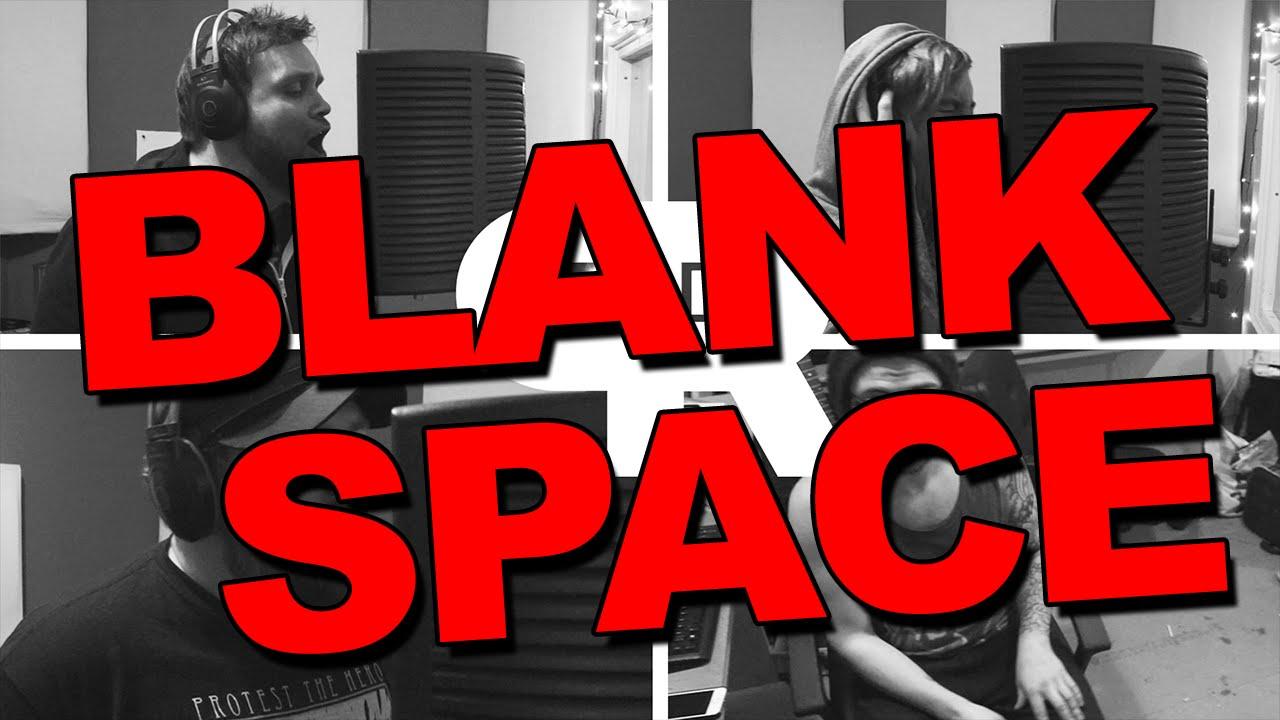 Punk Rock Factory – Blank Space