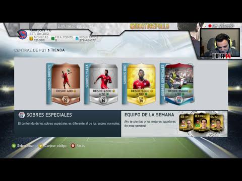 FIFA 14 |Ultimate Team| KFC Velocidad (Los más rápidos)