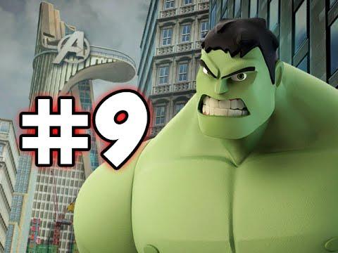 Disney Infinity 2 Marvel Superheroes - Ultimate Spider-man Playset - Part 9 video