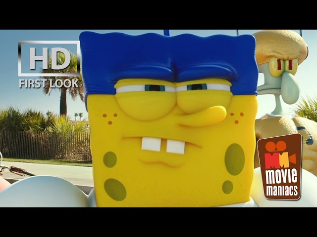 SpongeBob SquarePants 2   FIRST LOOK clip (2015)