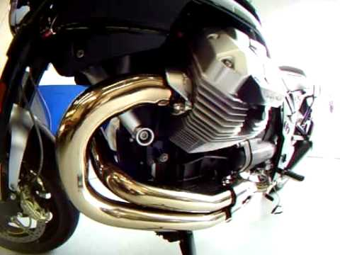 2007 MOTO GUZZI GRISO 1100 Video