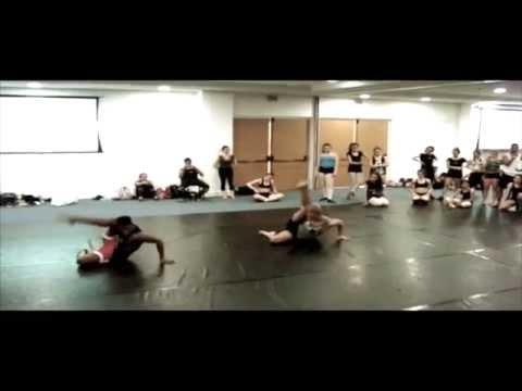 YOU`RE SCARING ME - MARIA MENA | Workshop (BRASIL TAPJAZZ 2012) Choreographed by Rafa Santos