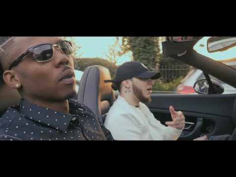 X & MEGA 12 - Everywhere [Music Video] @justXtheArtist @12uk | Link Up TV