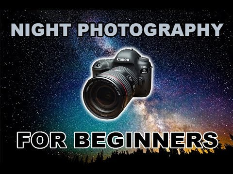 How to Shoot In Low Light (Night Photography For Beginners)