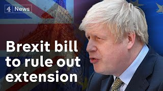 Explained: How Johnson's Brexit bill rules out extension to transition