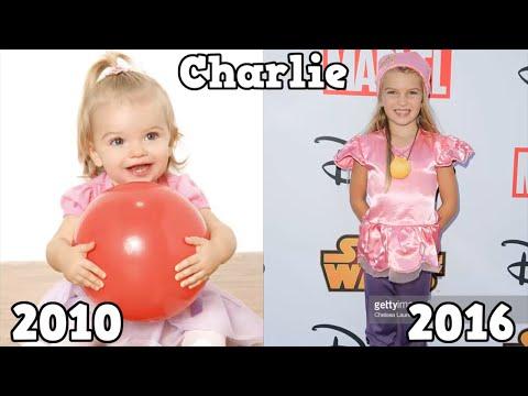 ¡Buena Suerte, Charlie! Antes y Después 2016