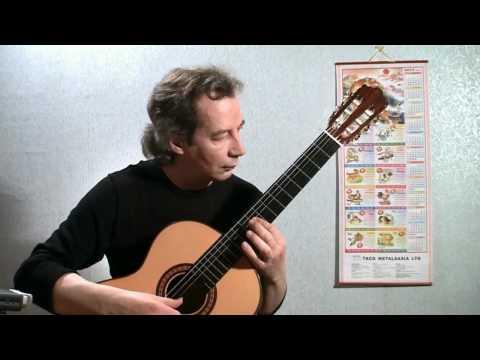 Matteo Carcassi - Study in A (Op.60 No.3)