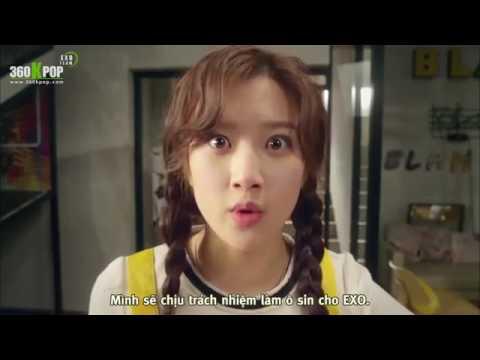 Tập 3 EXO nhà bên EXO Next Door 2015  HD Vietsub