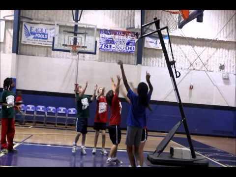 "Kierra ""The Sharp Shooter"" Basketball Star!!"