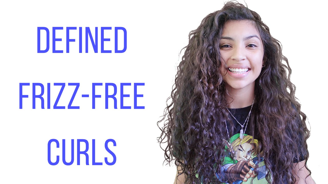 Natural Ways To Remove Frizzy Hair