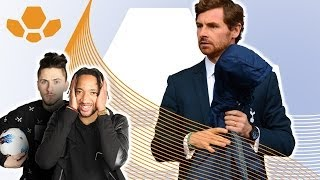 Spurs Tell AVB to Take His Coat & Piss Off! | Comments Below