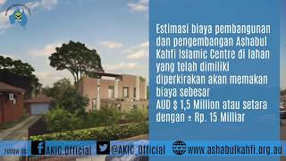 Download Lagu Ashabul Kahfi Islamic Centre - Fundraising Dinner Invitation - by Lara Jacinta (AKIC Student) Gratis STAFABAND