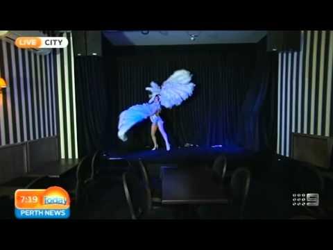 Perth International Burlesque Festival - Part 1   Today Perth News