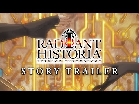 It's Time to Change the Past Again in Radiant Historia: Perfect Chronology