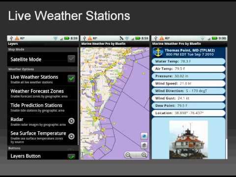 Marine Weather v1.3.0 - Demo