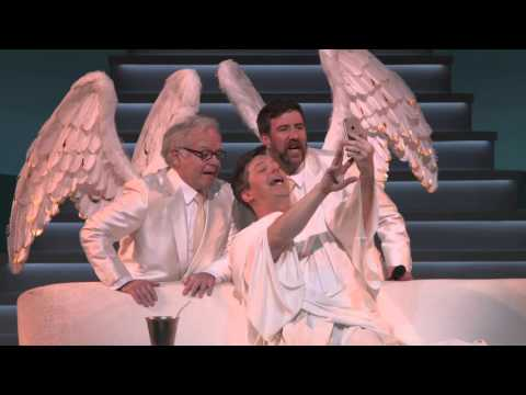 "Sean Hayes in ""An Act of God"" Preview 