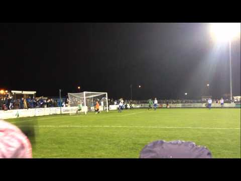 vauxhall motors v chester fc oct 2012