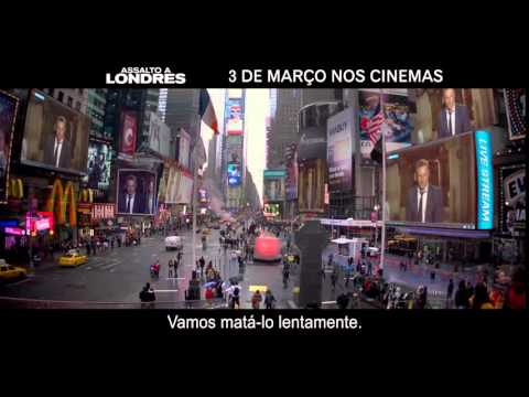 ASSALTO A LONDRES (London Has Fallen) - Safe
