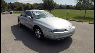 1996 Oldsmobile Aurora|Walk Around Video|In Depth Review|Test Drive