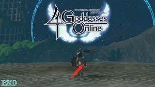 """Abyss Knight"" Boss Fight - Cyberdimension Neptunia: 4 Goddesses Online [English, Full 1080p HD]"