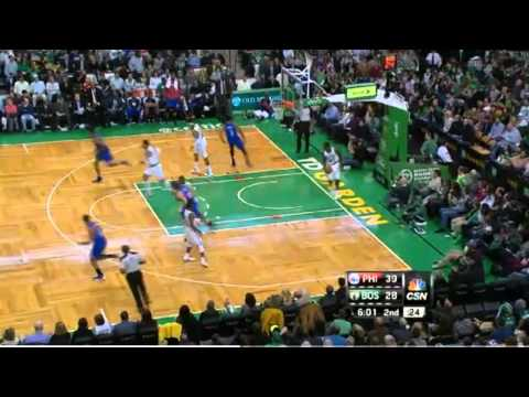 11/9/12 - Boston Celtics Vs. Philadelphia 76ers Recap