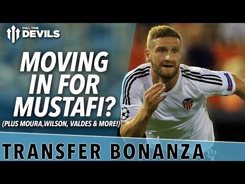 Moving in For Mustafi? | Transfer Bonanza | Manchester United