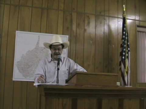 Jim Hightower Speaks at West Virginia  Environmental Council's 2009 Fall Conference Pt. 2