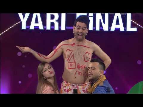 Yetenek Sizsiniz Türkiye Yarı Final - Üstad-I Komikler