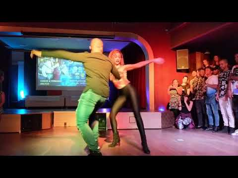 PZC2018 Artists Introductions-2 with Fernanda & Carlos ~ video by Zouk Soul
