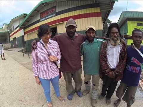 PNG Highlands Tour 2013