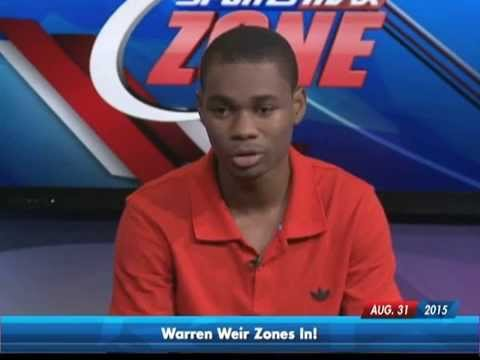 Warren Weir recaps World Championships 2015 | CEEN Sports News | Sept 1, 2015