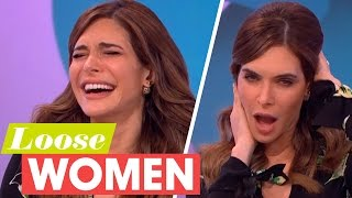 Ayda Field Has a Saucy Part in Robbie William's New Music Video | Loose Women