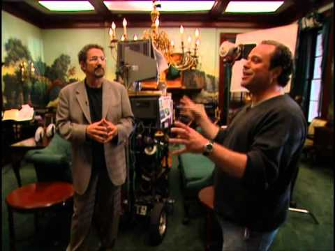 A Tour of the Set: The West Wing
