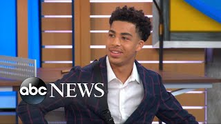 'Black-ish' star Marcus Scribner is heading off to college and we feel old