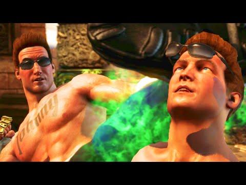 Mortal Kombat X All Mirror Match Character Intros