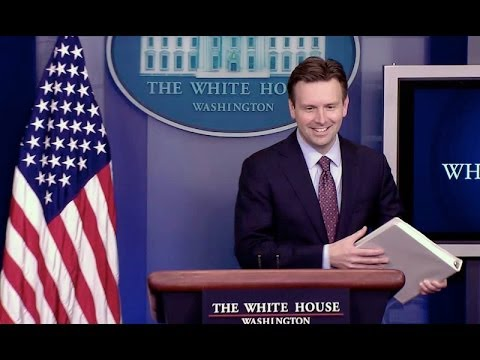 4/4/14: White House Press Briefing